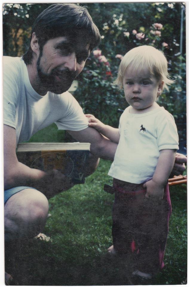 Mein Papa (40) und ich (2)