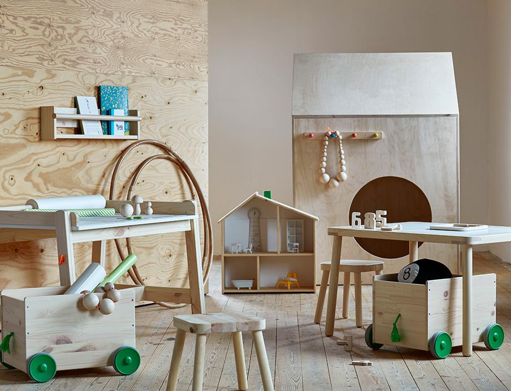 Lieblingsstücke // Neue Kindermöbel für Kids von IKEA