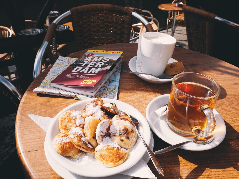 Travel Diary Amsterdam // Tulpen, Fahrräder und Poffertjes