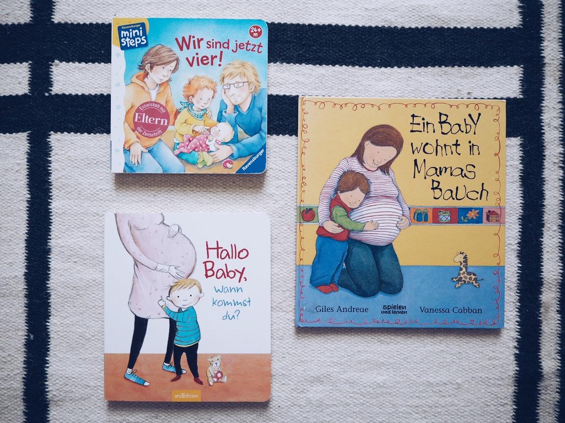 Babyboom // Vorlesegeschichten für kleine und große Geschwister