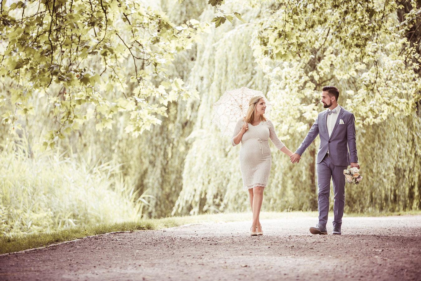 Dritter Hochzeitstag // Die schönsten Momente wieder aufleben lassen
