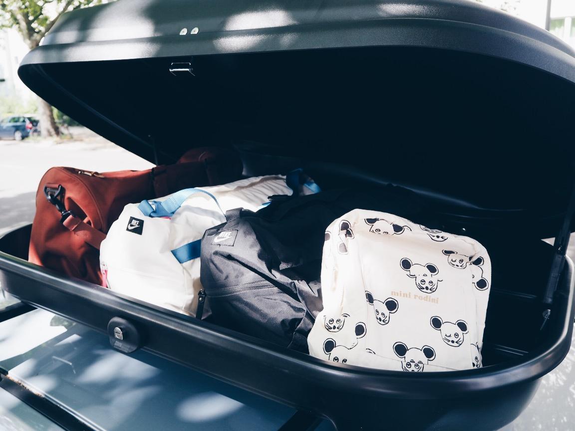 Ab in den Urlaub // Hilfe, mein Auto platzt aus allen Nähten