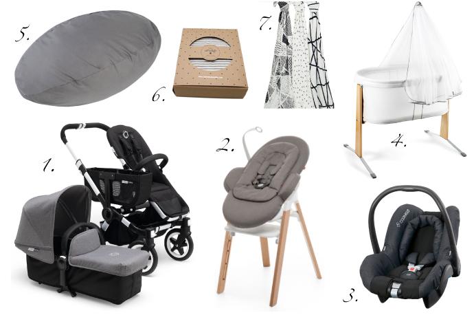 Baby Basics // Ausstattung für Baby Nummer Zwei