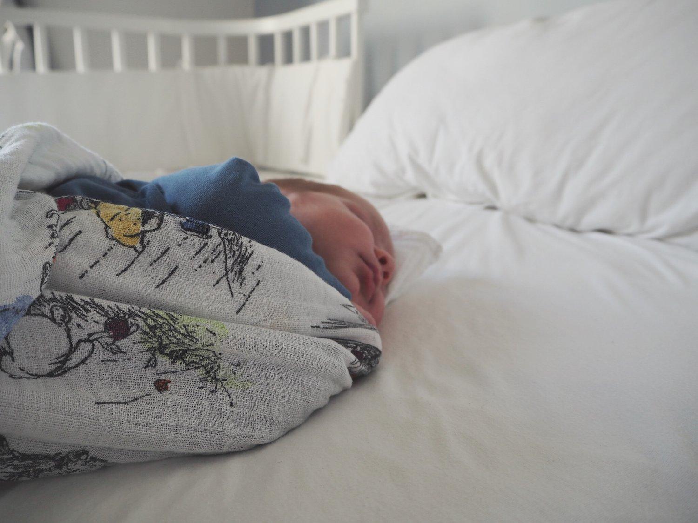 Wochenbett // Zwischen Babyblues und Babyduft
