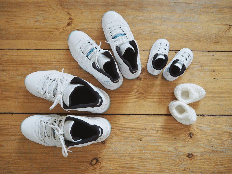 Fünf Wochen // So war die erste Zeit mit Baby und Kleinkind