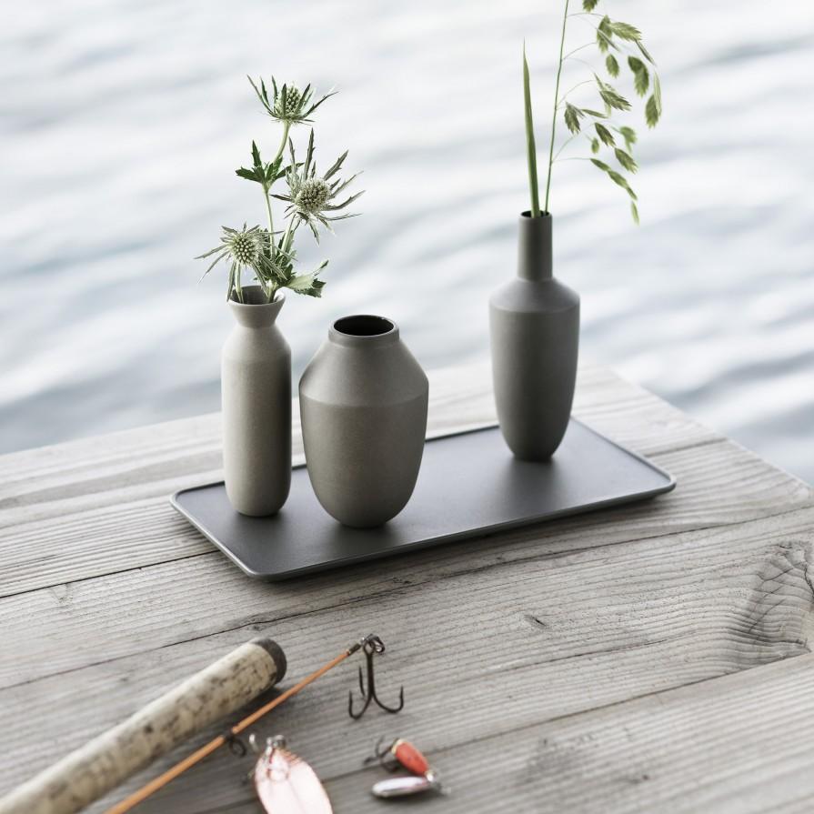 3er Set Vasen von Muuto, 119 Euro