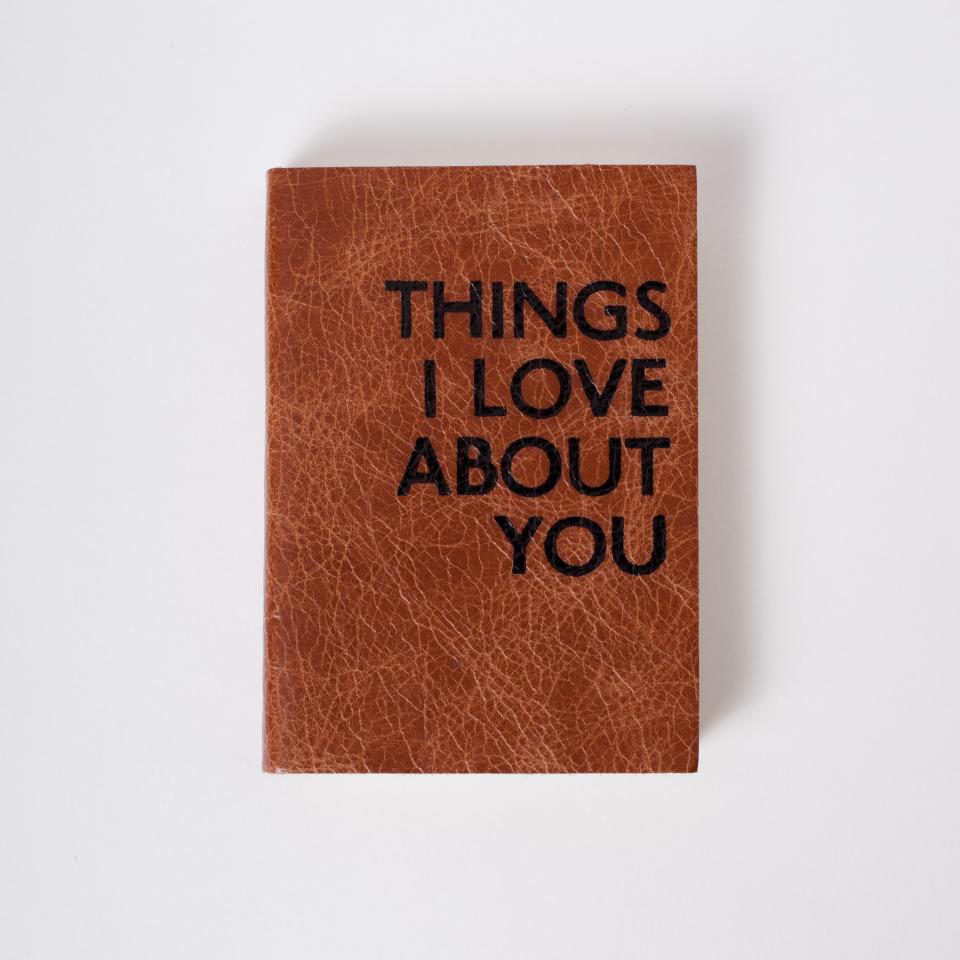 Be my Valentine // 20 Dinge, die ich an dir liebe