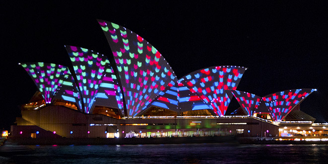 Vivid Festival Sydney, 2017