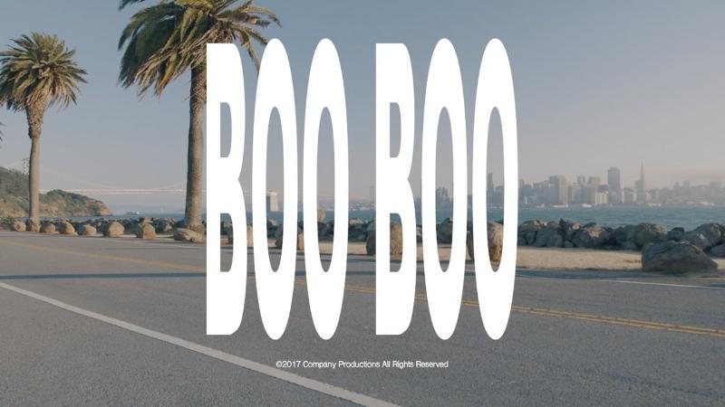 Boo Boo Album Cover