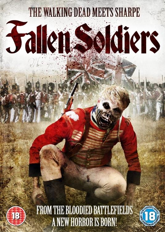fallen soldiers dvd