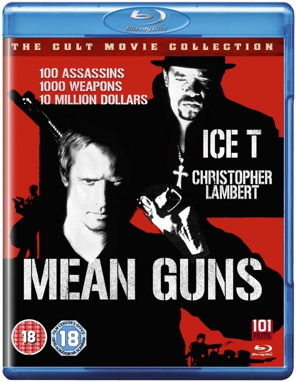 mean guns cover