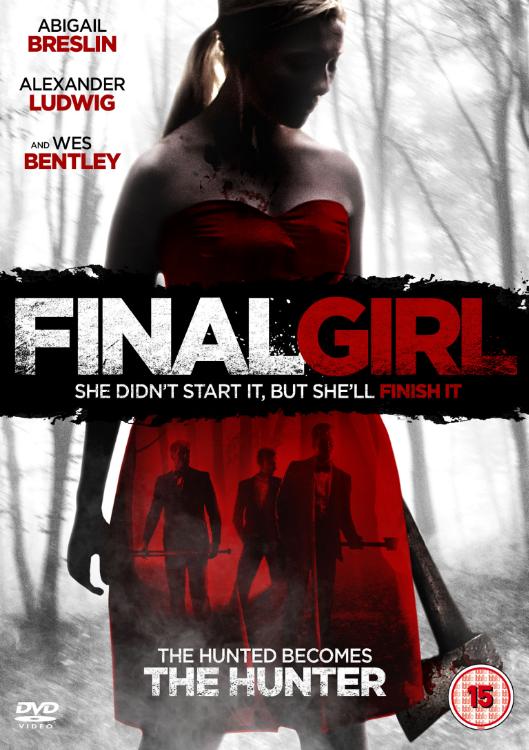 FINAL GIRL DVD