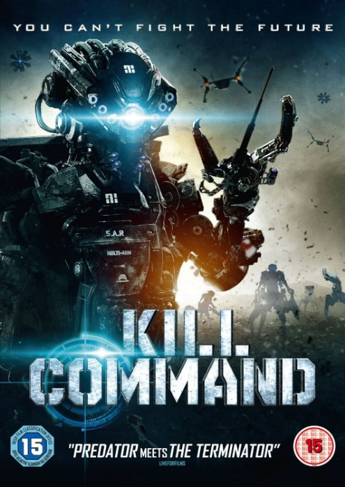 kill command dvd cover