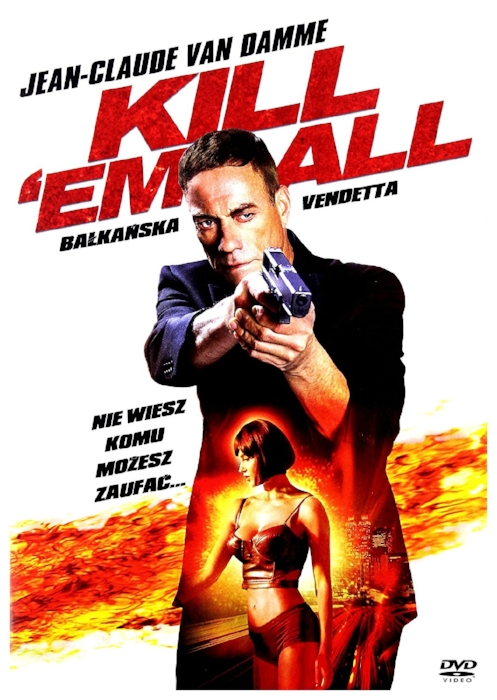 kill em all dvd