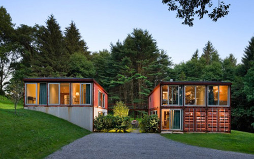 green building containers are eco friendly as they are re purposed into homes instead of being melted down a large amount of cargo containers are - Eco Friendly Shipping Container Homes