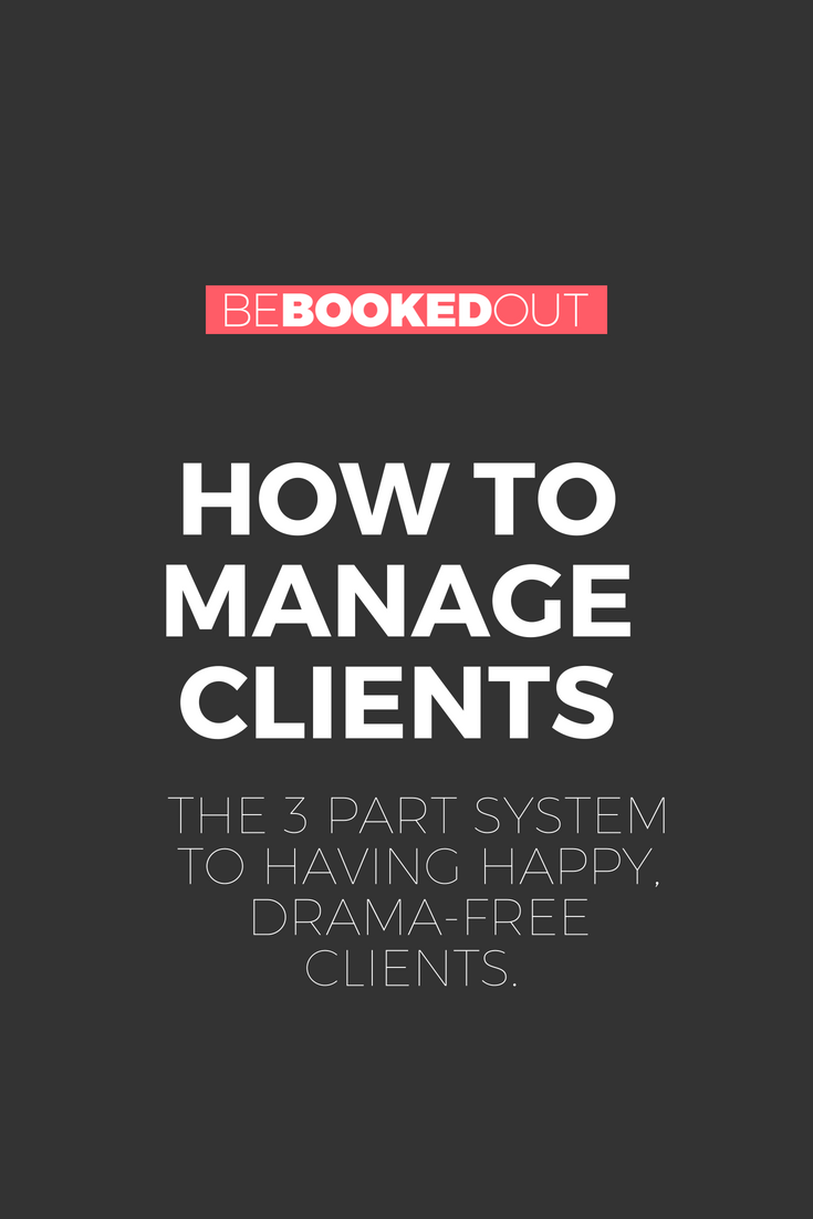 How to Manage Clients