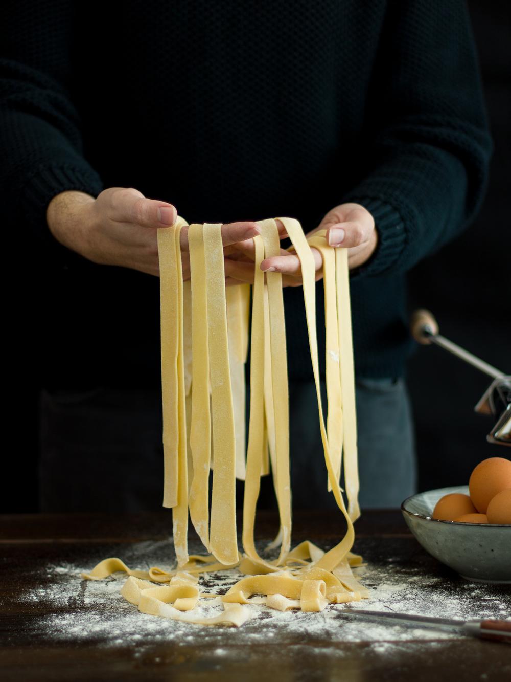 Pasta-ragout-ternera