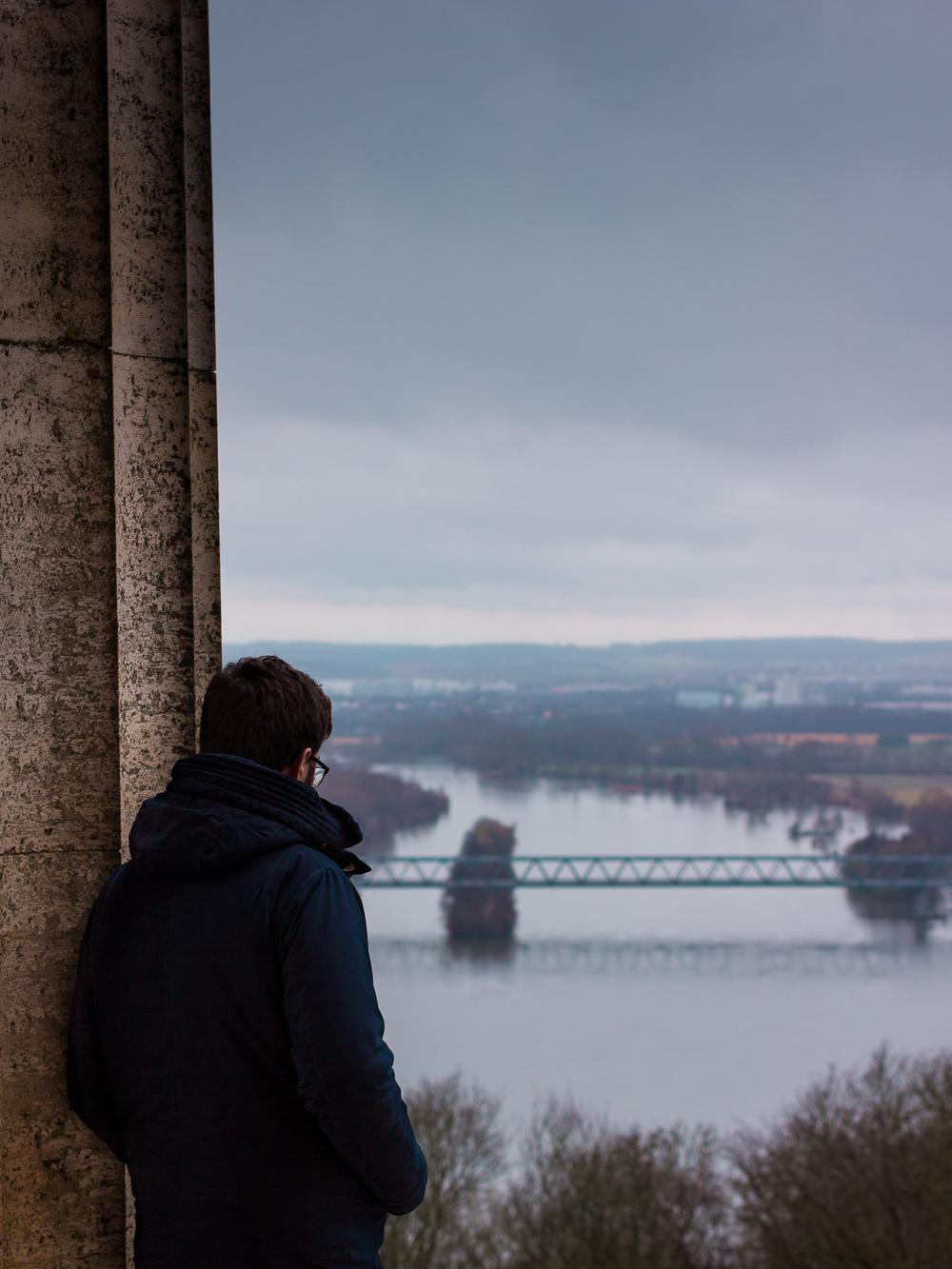 Vista desde Walhalla