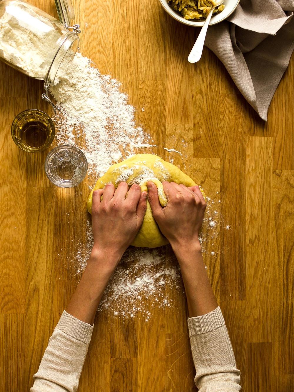 Como hacer masa de empanada