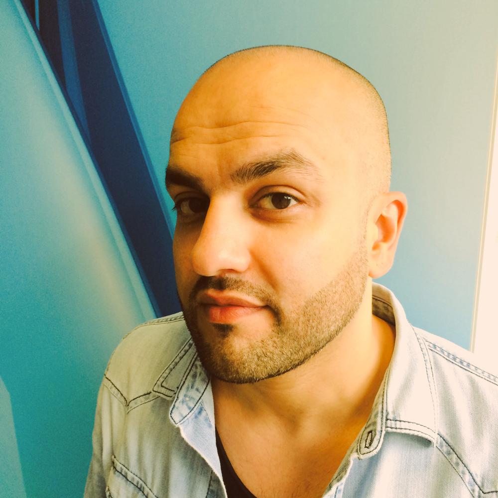Alireza Mojtahedi, Unitymedia