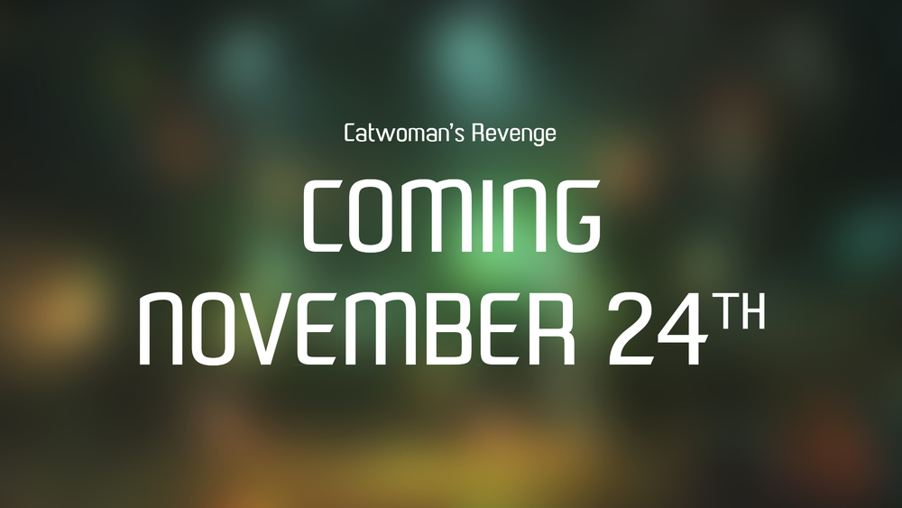 """Some of the effects that I created for the """"Catwoman's Revenge"""" DLC as part of the """"Batman: Arkham Knight"""" game. I was responsible for the placement, aesthetics and simulation of all the effects, including environment, cinematic and gameplay types.  The media will become available on the website on the 24th of November 2015."""