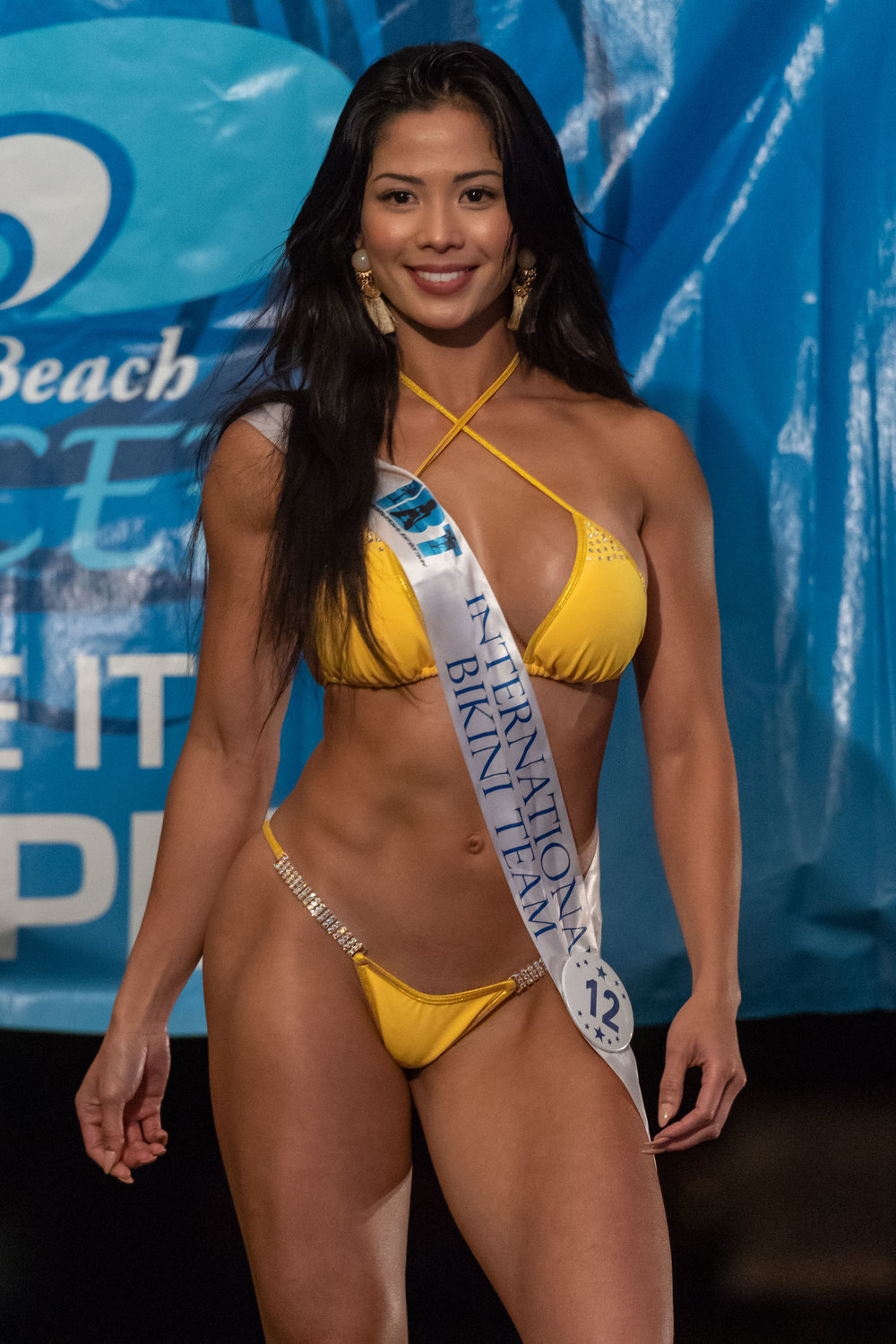 Preliminary Round 9 of the 2018 Coastal Edge Miss ECSC Pageant held at Coastal Edge Presented by Pacifico Beer DoctorStonersVodka ALT 105.3 Chesapeake Bay Distillery iHeartRadio Virginia Beach Nightlife International Bikini Team