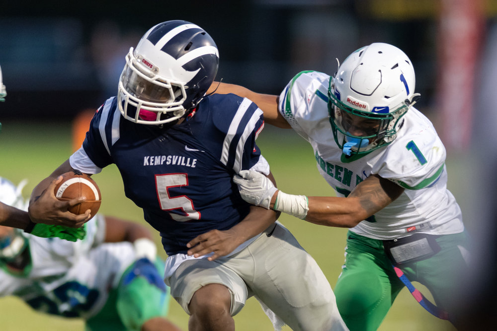 Football Green Run vs Kempsville