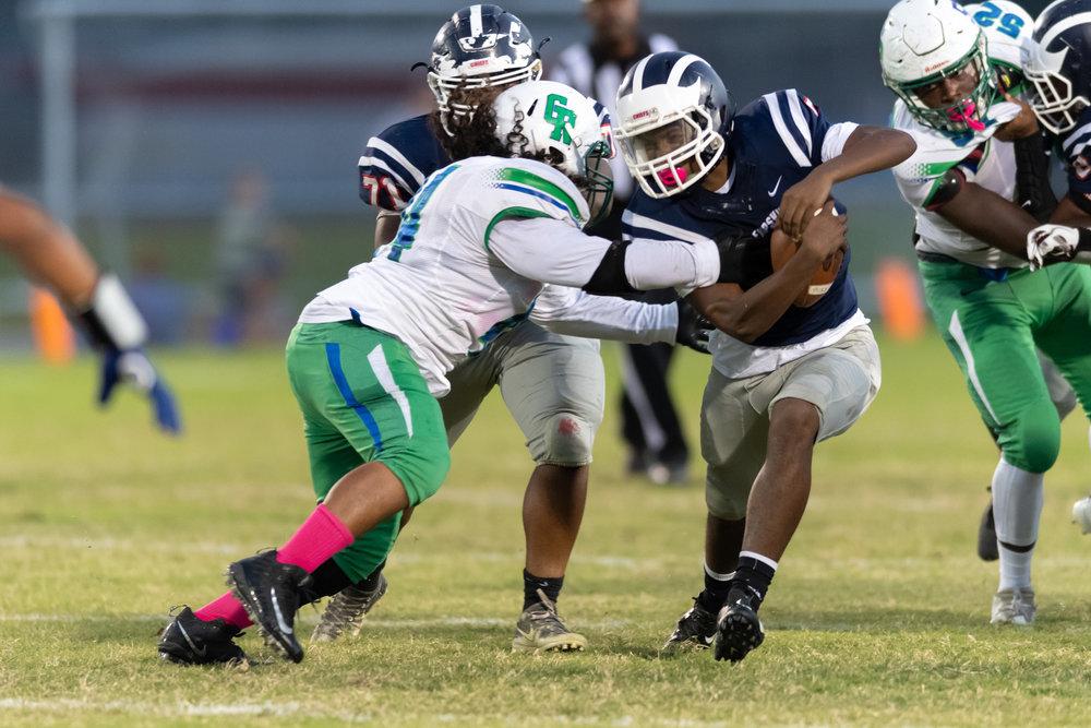 Football Green Run vs Kempsville