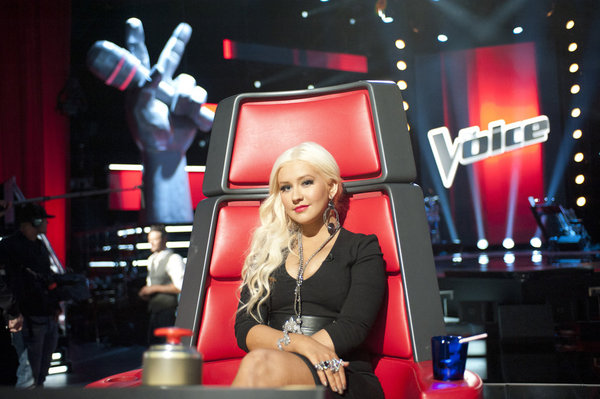 The Voice, Broadcast