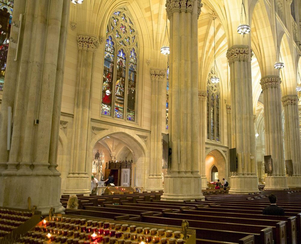 St Patrick Cathedral NYC