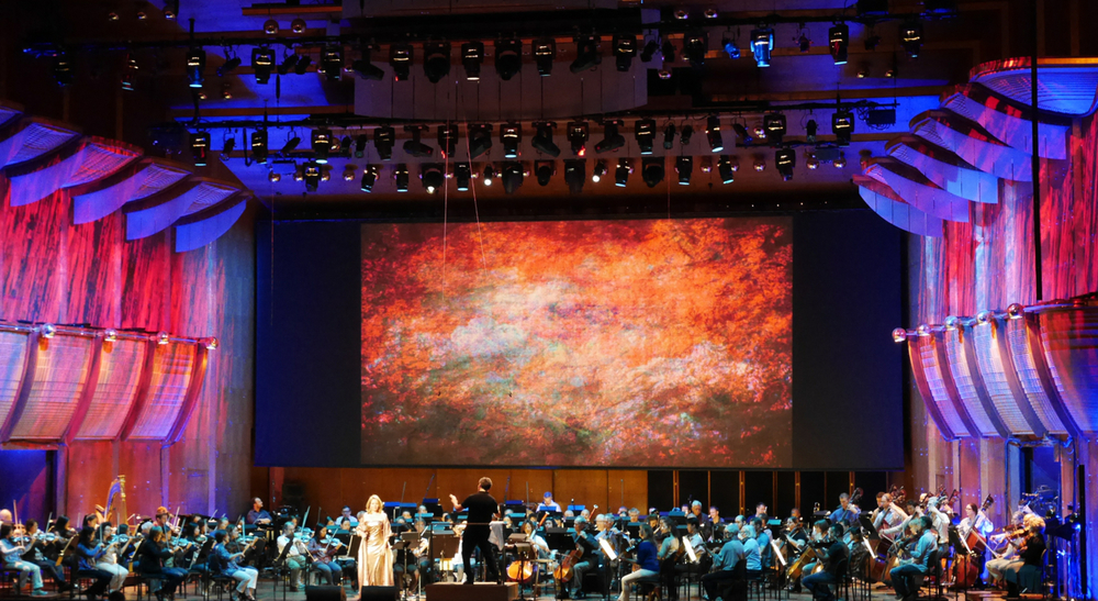 NY Philharmonic at Lincoln Center