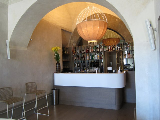 Rivalta Lounge, Florence Italy