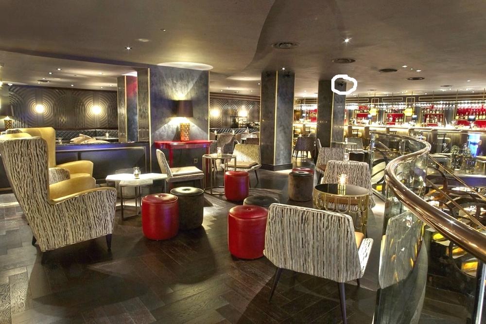 Mayfair's Quaglino's Restaurant in London