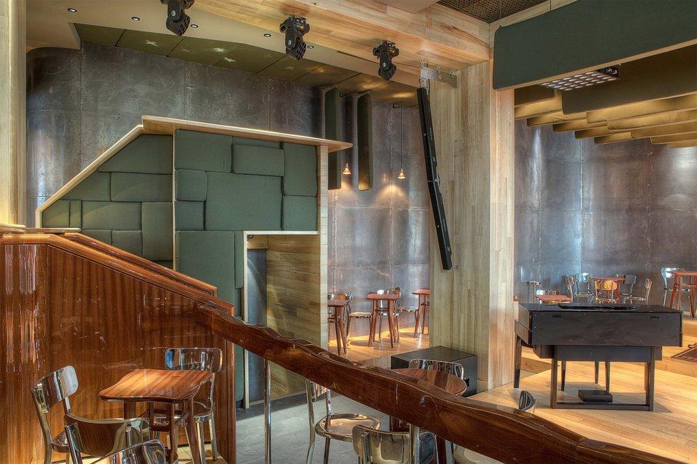 Zoe Lounge, Geneva Switzerland