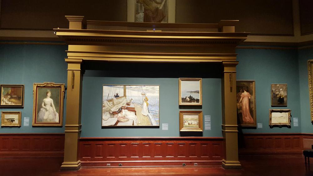 Telfair Museum, Savannah, GA
