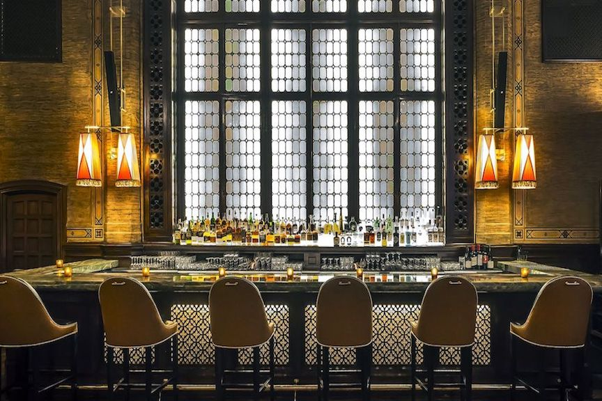 Campbell Lounge, Grand Central NY