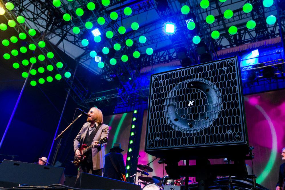 Tom Petty Tour, 17'