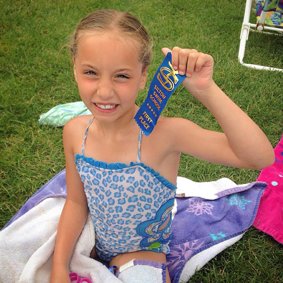 Each student will be awarded a ribbon after their race!