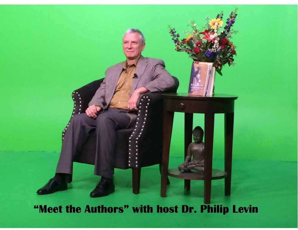 """Meet the Authors""  TV Show with interviews of local authors.  Broadcasts Sunday at 6 P.M. and Monday at 7:30 p.m. on Ocean7 station (Cableone 1007, Uverse 7, local antenna)"