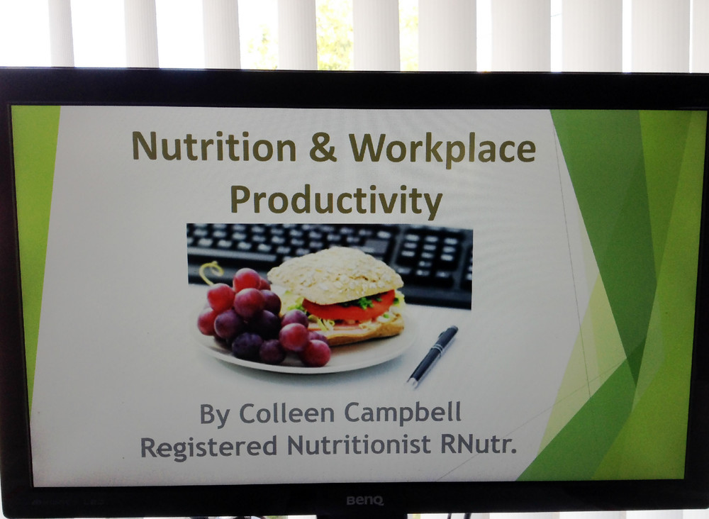 Workplace Nutrition
