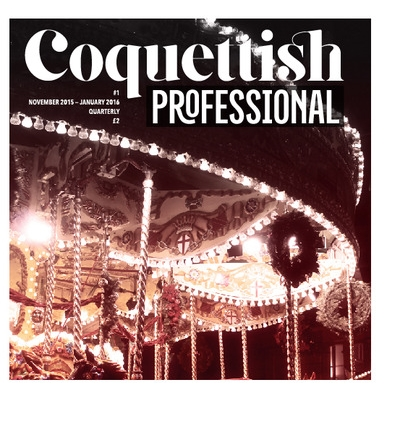 Coquettish Professional is a quarterly business and lifestyle magazine based in Birmingham, West Midlands. It is aimed at 19-30 year old women and aspires to inform, excite and encourage its readers.The first issue was launched in October 2015 and I was asked to contribute an article about my life as a nutritionist. If you don't managed to get your hands on a copy, here's what I wrote: BECOMING A NUTRITIONIST By the time I turned 16, I knew I wanted a career in the wellness industry. My favourite subjects at school were Science, Physical Education and Food Technology, and I spent my teenage years participating in every extra-curricular sport possible and avidly reading the health and fitness magazine, Zest. After a few discussions with the parents, I decided to embark on a degree that stimulated my interest in food and health and chose to study Nutrition at King's College London. After 3 years working and playing hard in the City, trying to fund my way through university whilst enjoying the typical facets of student life, I graduated with a First Class Honours degree and decided to move back to Birmingham with my parents and look for a job in the nutrition world. Nutrition has huge scope in terms of the areas it covers and I'm reading more and more about women who are leaving their highly successful career to pursue jobs in the wellness industry, becoming nutrition practitioners and health coaches. For people interested in doing this, I would always encourage you to do your research on the best course of study. There are lots of nutrition courses available, but not all of them equip you with the necessary knowledge and skills to become a professional and credible nutrition expert. MY NUTRITION CAREER For the first 10 years I worked for two private healthcare providers as a Health Educator and Registered Nutritionist, specialising in weight loss. This really laid the foundation for my nutrition career; the knowledge and skills I gained were invaluable and the gratitu