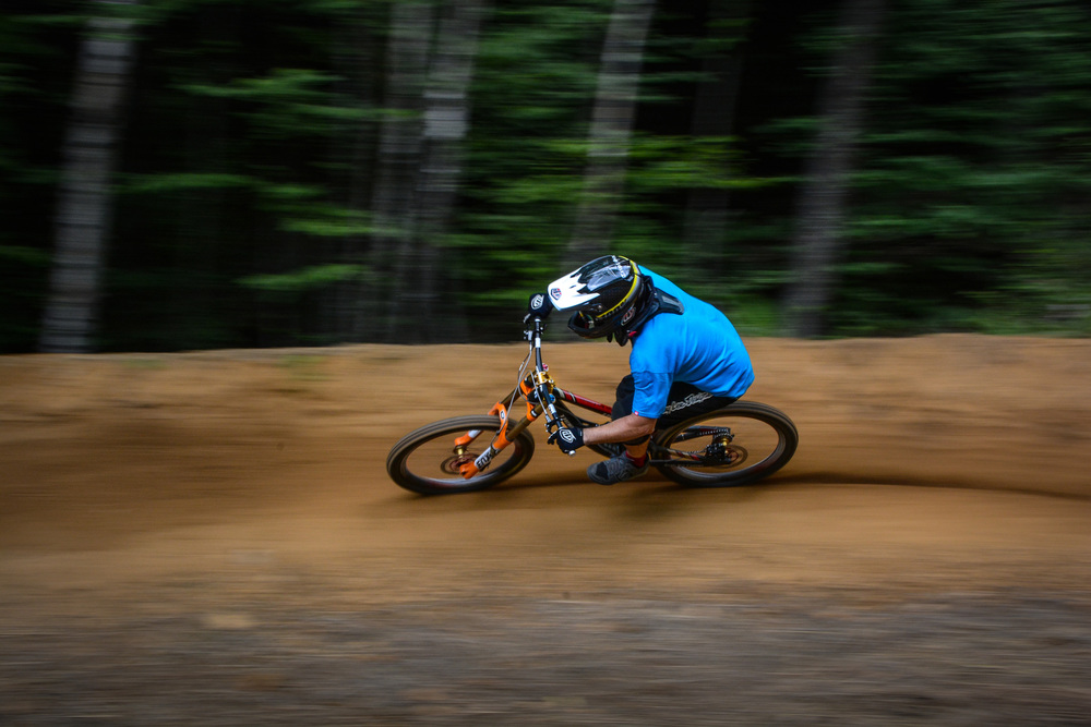 New Hampshire Mountain Bike - Highland Mountain Bike Park