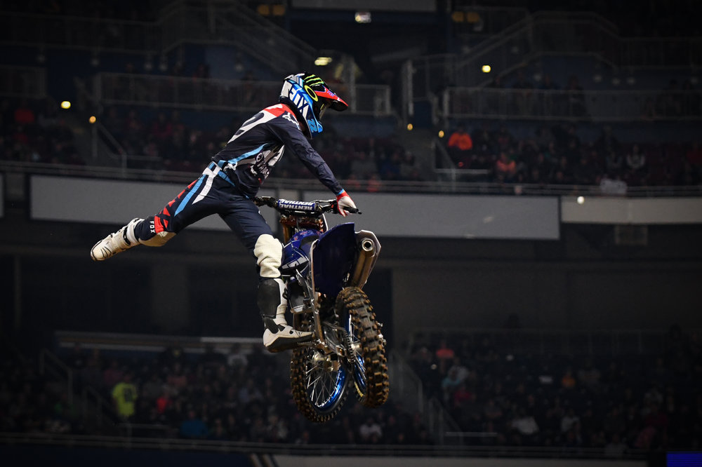 Chad Reed Monster Energy Supercross