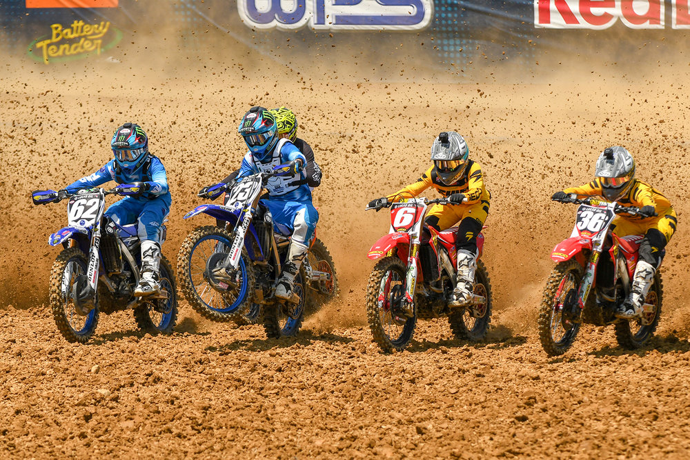 Holeshot Action at HighPoint Raceway