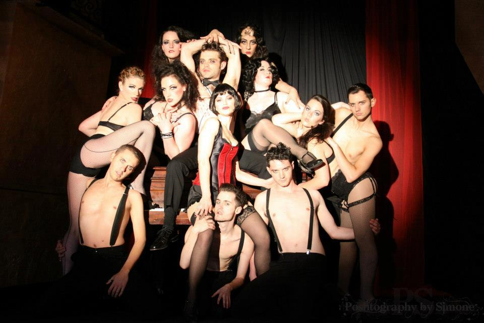 Helga,  Cabaret , Ignite Theater