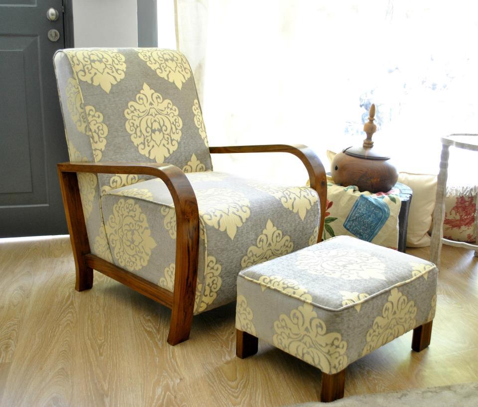 Deco Armchair