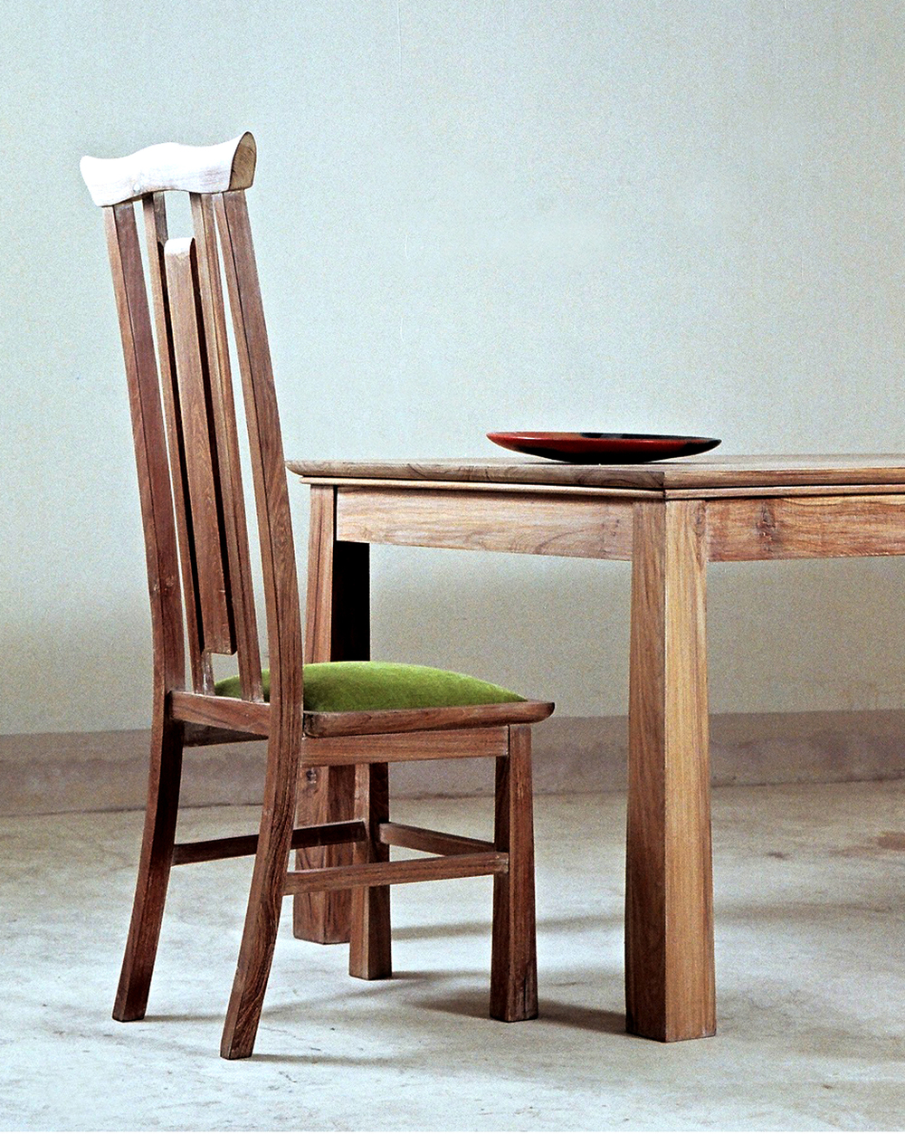 Sikkim Dining Table & Chair