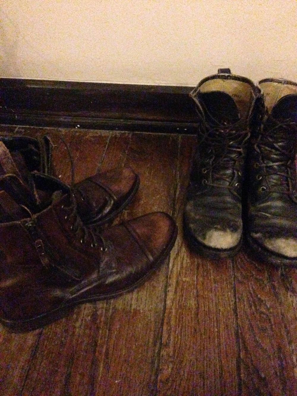 I love boots...