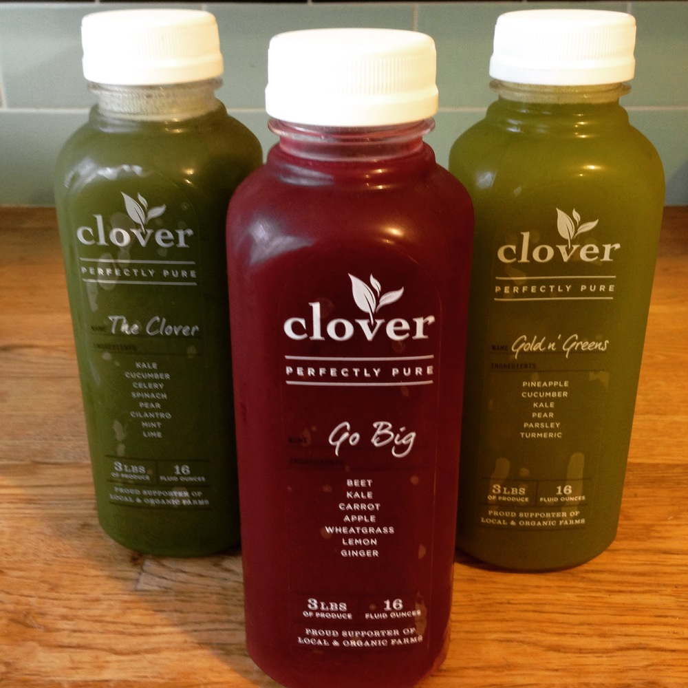 These local & organic cold-pressed juices are amazing! Juicing is great for extra antioxidants, nutrient's, boosting the immune system, and can also be used to cleanse the body. There are two shops in LA, but you can also have these delivered to your home. www.cloverjuice.com