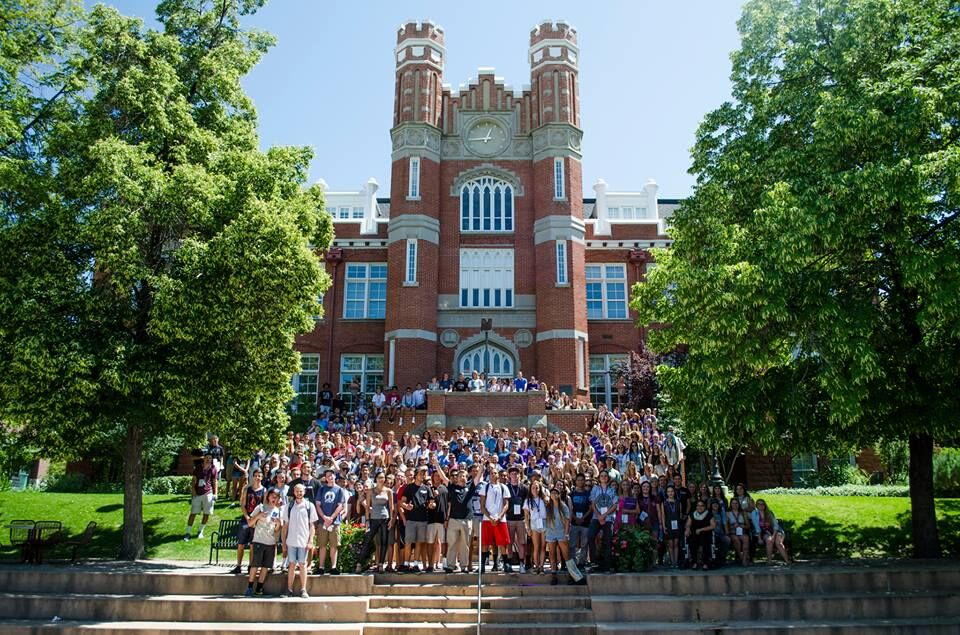 The incoming class of 2019 represents nine countries and 31 states. This class comes from as far as Cambodia to as close as Salt Lake City. Students came from far and wide with interests and hobbies just as diverse as their homes. Photos courtesy Office of Communication and Marketing